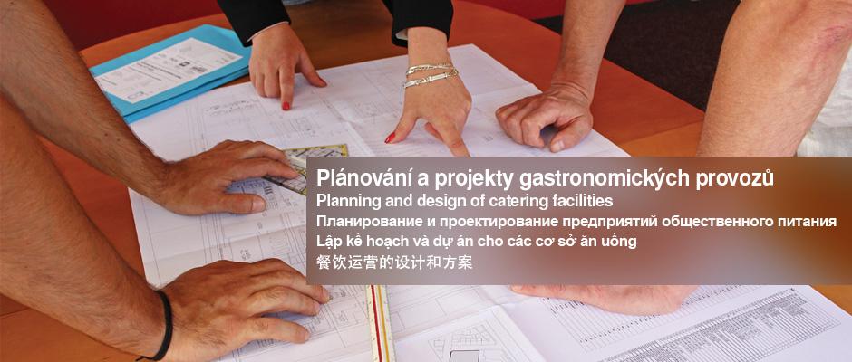 Plánování provozů