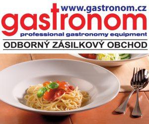 Gastro vybavení a zařízení