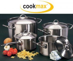 Nerezové nádobí Cookmax