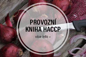 Zavedení systému HACCP