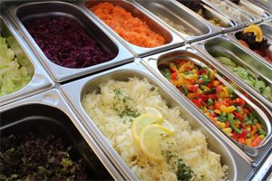 Gastronádoby velikosti gastronormy