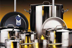 Nerezové nádobí Cookmax na celý život