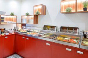 Bufetový systém pro hotely a restaurace