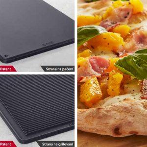 grilovací pizza deska rational